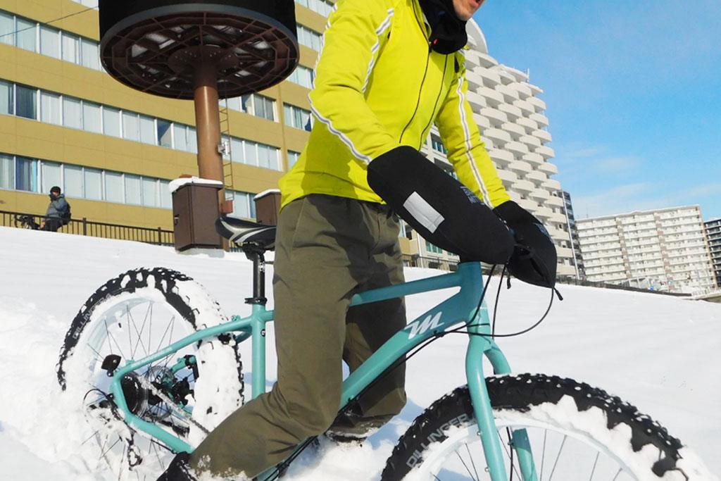 スノーバイクのお知らせメイン画像